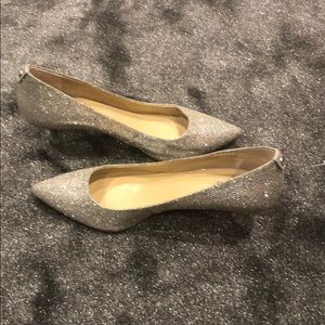 NEW Michael Kors sparkly pumps